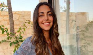 فاليري ابو شقرا تستقبل مولودتها الأولى