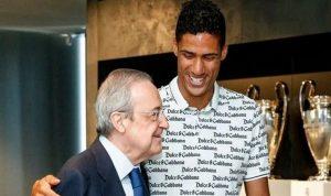 فاران: ريال مدريد دائمًا في قلبي