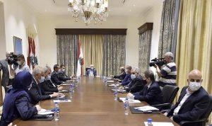 """""""التنمية والتحرير"""": بيان """"لبنان القوي"""" يهدف إلى حماية رئيس الجمهورية"""