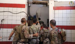 بالأرقام… الجيش يكشف عن كمية المحروقات المُصادرة