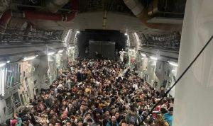 طائرة قطرية تجلي 170 شخصا من كابل إلى الدوحة