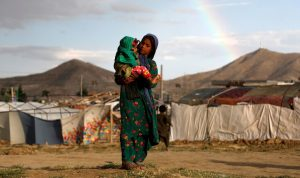 الأمم المتحدة: على إيران عدم إغلاق الحدود أمام النازحين الأفغان