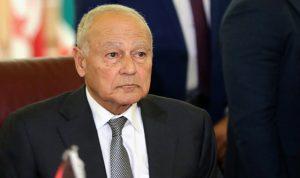أبو الغيط بذكرى 4 آب: اللبنانيون يستحقون أفضل مما نالوه