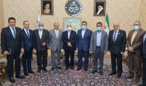 """""""أمل"""" من طهران: العلاقة بين لبنان وإيران عميقة"""