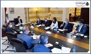 اجتماع وزاري لوضع اللمسات الأخيرة على خطة البطاقة التمويلية