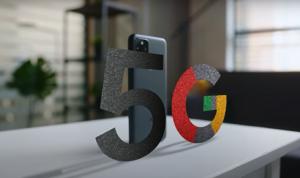 """""""غوغل"""" تستعد لإطلاق هاتف مميز يعمل مع شبكات 5G"""