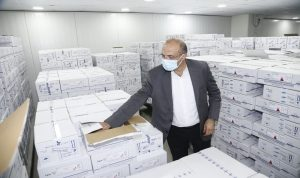 أطنان من الأدوية المخزّنة… حسن: إتجار غير شرعي بالصحة