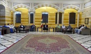 حاجات العاملين بالمستشفيات الحكومية على طاولة دياب