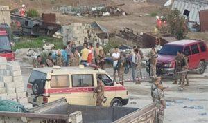 انفجار التليل… مخابرات الجيش توقف ابن صاحب الأرض