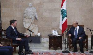 عون للمجتمع الدولي: ساعدوا لبنان