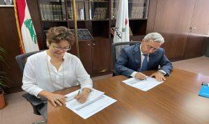 """توقيع خطة العمل المشتركة بين """"الشؤون الاجتماعية"""" واليونيسف"""