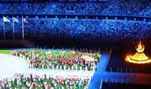 ختام أولمبياد طوكيو: تسليم الراية الأولمبية إلى باريس