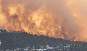 حرائق في غابات القدس… وإسرائيل تطلب المساعدة