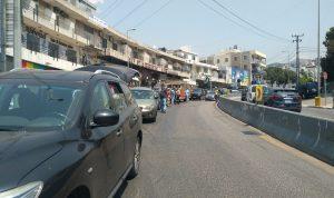 مسيرات سيارة جابت شوارع بيروت وصولا إلى المرفأ