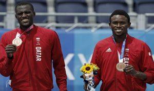 قطر تنال ميدالية جديدة في أولمبياد طوكيو