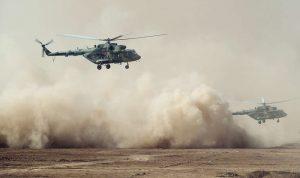 تحطم مروحية سياحية شرقي روسيا وسقوط ضحايا