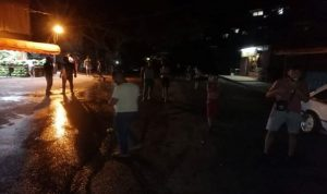قطع الطريق في صيدا احتجاجا على انقطاع الكهرباء
