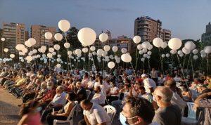 """عشية ذكرى 4 آب…  وقفة صلاة وشموع لـ""""الوطني الحر"""""""