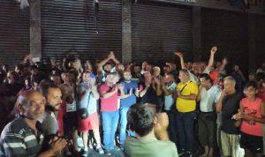 في الميناء والبحصاص… احتجاجات على انقطاع الكهرباء