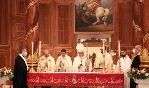 4 كهنة جدد في أبرشية بيروت المارونية