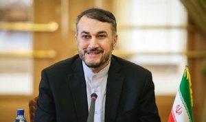 إيران تعلق على أنباء مغادرة وزير خارجيتها إلى بيروت
