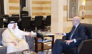 سفير الكويت: أهلاً وسهلاً بميقاتي!