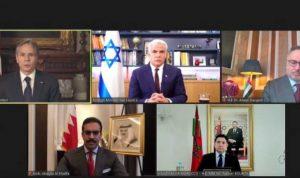 بلينكن: واشنطن تدعو دولًا عربية أخرى إلى التطبيع مع إسرائيل