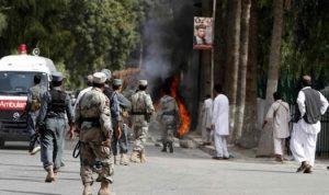 """""""داعش"""" يتبنى هجمات شرق أفغانستان"""
