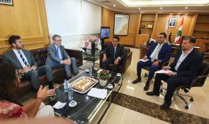 وزير الأشغال: مساعدة فرنسا للبنان ضرورة ملحة