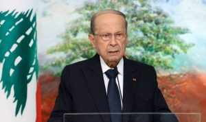 عون يخاطب الأمم المتحدة كمعارض