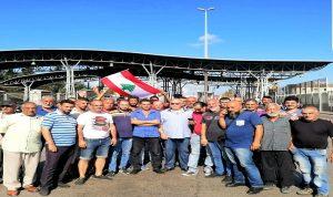 تعليق إضراب نقابة سائقي شاحنات مرفأ بيروت