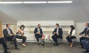 السفير البريطاني في لبنان: أنا متفائل… ولا سبب لعدم النجاح