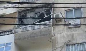 جرحى بانفجار مولد كهرباء داخل عيادة طبية! (فيديو)