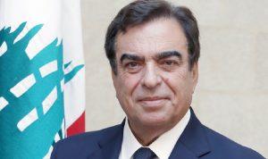 قرداحي: ملتزم بالبيان الوزاري وبسياسة الحكومة الخارجية