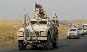 العراق… استهداف شاحنات تابعة للتحالف الدولي