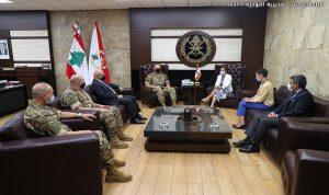 الأوضاع العامة بين قائد الجيش ورشدي