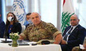 العماد عون: الجيش سيبقى العمود الفقري للبنان