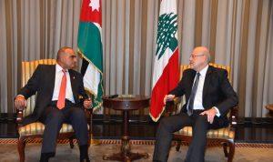 لبنان يبحث تسريع الحصول على غاز مصر وكهرباء الأردن