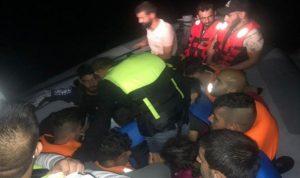 إحباط عملية تهريب أشخاص عبر البحر قبالة طرابلس