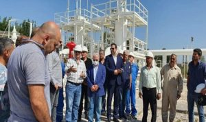 فريق سوري – لبناني بدأ الكشف على خط الغاز العربي