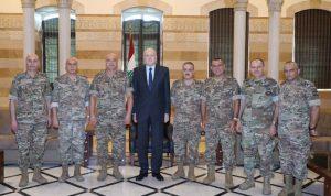 الأوضاع الأمنية بين ميقاتي وقائد الجيش