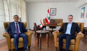 عدد من الملفات بين نصار ورئيس مطار بيروت