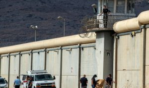 إسرائيل: تدابير جديدة لكشف الأنفاق في سجن جلبوع