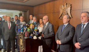 """لبنان ينهي """"القطيعة"""" مع سوريا… لتمرير الغاز المصري"""