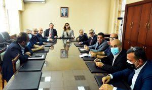اجتماع بين عبد الصمد وحواط… هذا ما تم الاتفاق عليه