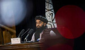 """""""طالبان"""": للاعتراف بحكومتنا قبل توجيه الانتقادات"""