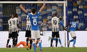 يوفنتوس يواصل التعثر في الدوري الإيطالي
