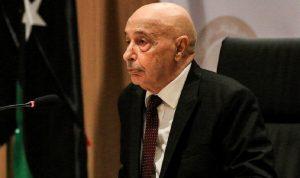 عقيلة صالح: نعوّل على الجزائر للخروج من الأزمة