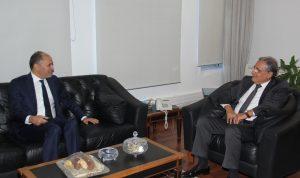 السفير التونسي التقى الخوري: هذا ما نرغب به!