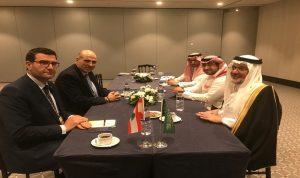 التعاون الزراعي بين السعودية ولبنان على طاولة الحاج حسن
